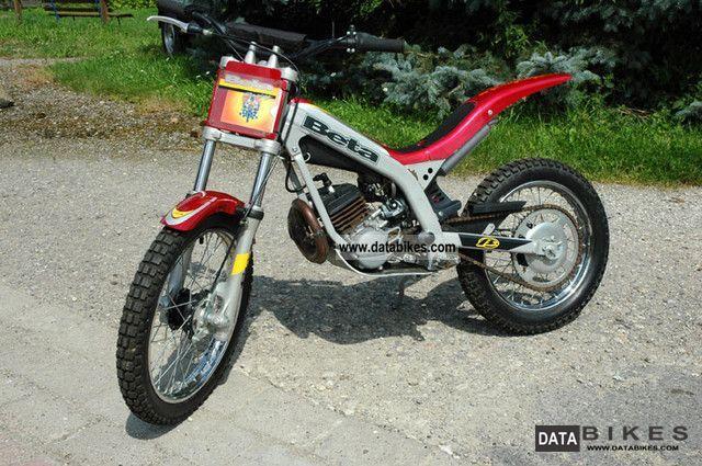 2003 Beta  Mini Trail Motorcycle Other photo