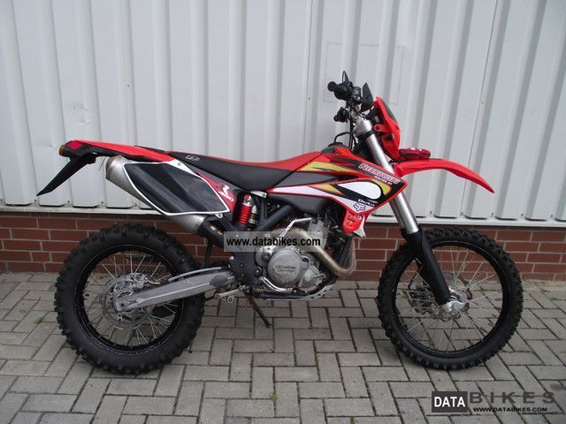 2006 Beta  450 Motorcycle Enduro/Touring Enduro photo