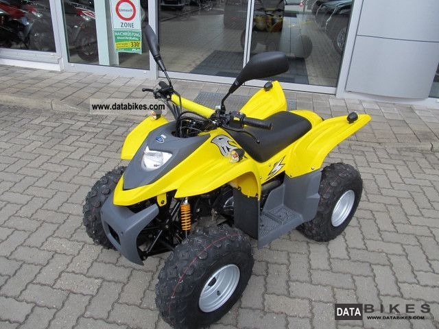 2012 Adly  ATV 50 VG - suitable for children! Motorcycle Quad photo