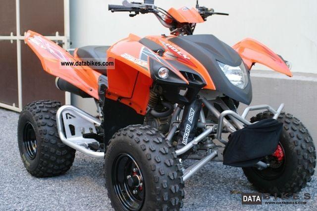 2011 Adly  ATV 300 XS Motorcycle Quad photo