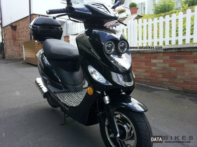2007 Other  REX RS 500 Motorcycle Scooter photo