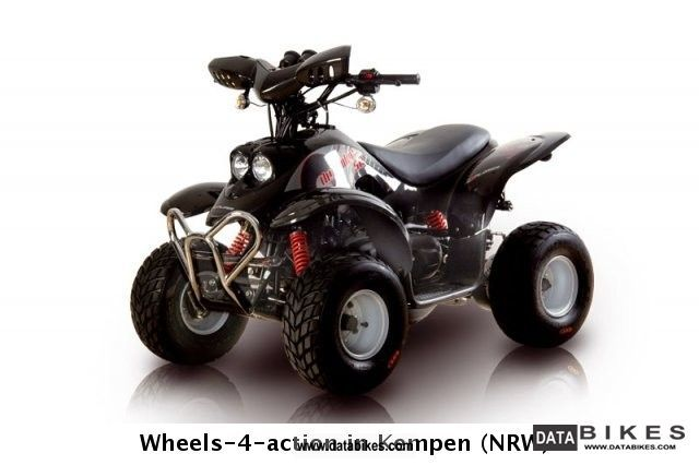 2012 Explorer  Defender 50 children with quad-approval Motorcycle Quad photo