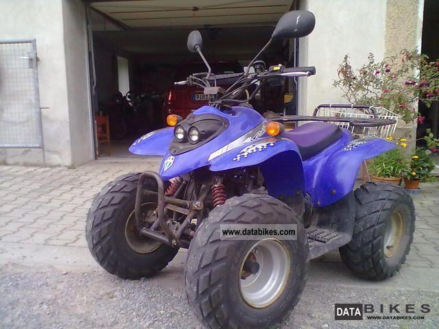2003 Mz  Panther 50 Motorcycle Quad photo