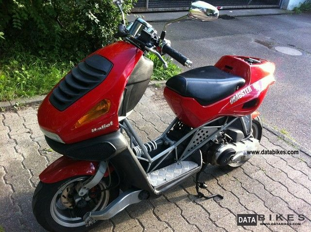 1998 Italjet  Dragster Motorcycle Scooter photo
