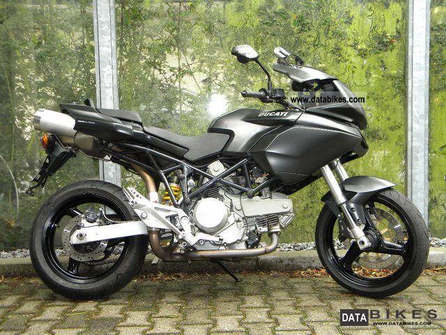 2008 Ducati  Multistrada 620 Motorcycle Enduro/Touring Enduro photo
