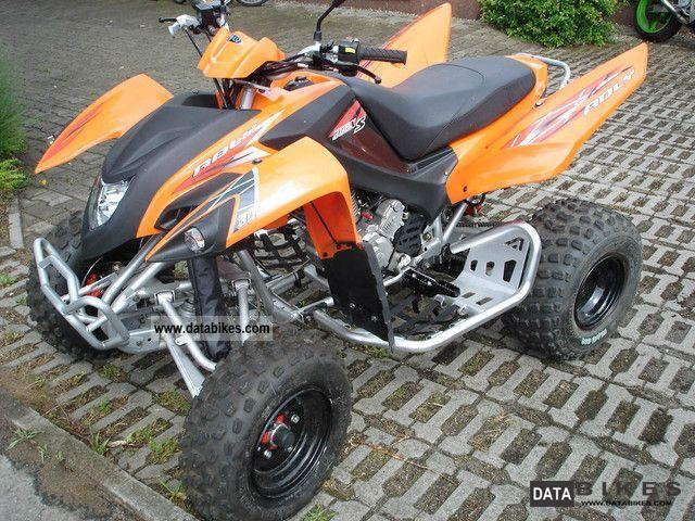 2012 Adly  Hurricane 300 XS Motorcycle Quad photo