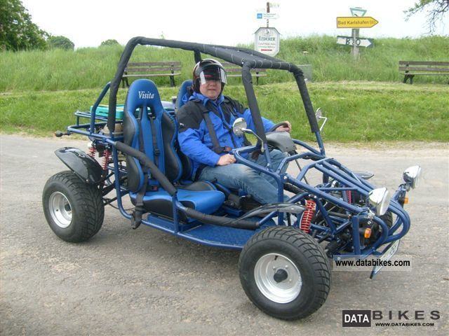 2009 Adly  HONDA ATV Quad Buggy Motorcycle Quad photo