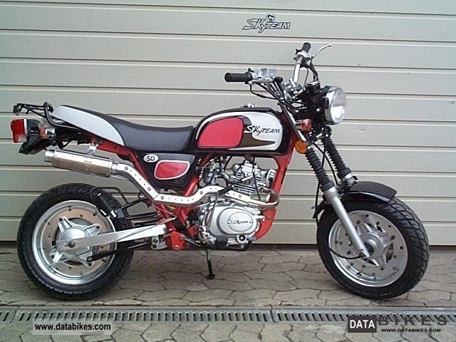 skyteam bikes and atv 39 s with pictures. Black Bedroom Furniture Sets. Home Design Ideas