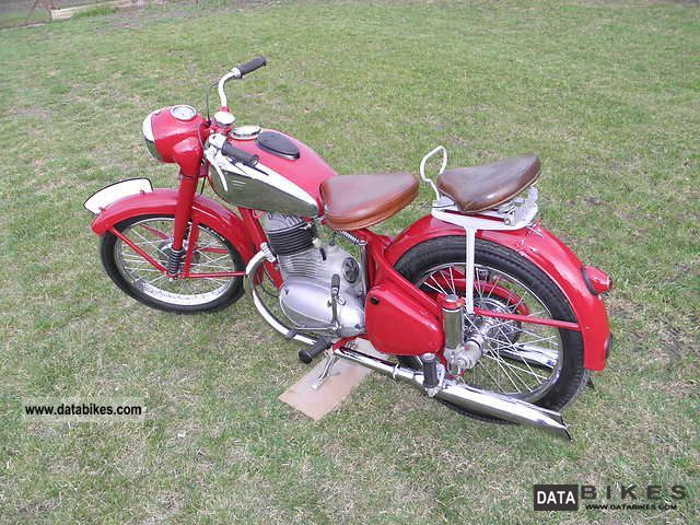 Jawa  250/11 perak 1949 Vintage, Classic and Old Bikes photo