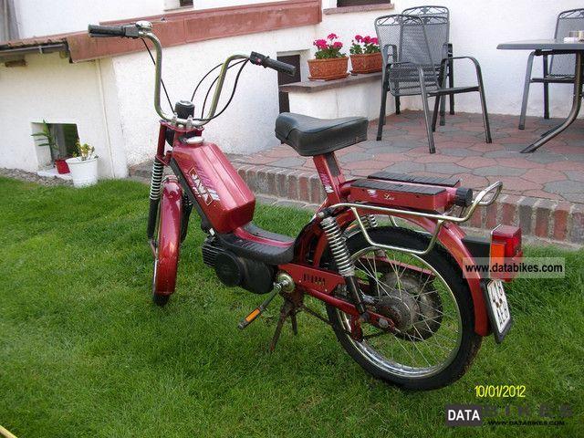 1992 Jawa  Moped Motorcycle Motor-assisted Bicycle/Small Moped photo