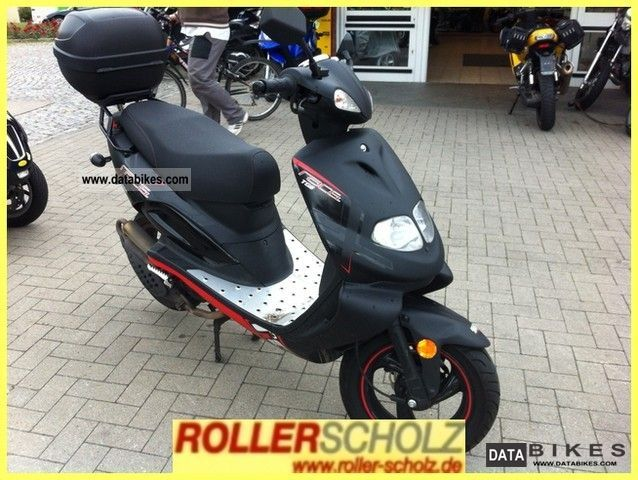 2012 TGB  X-Race 45 delivery nationwide Motorcycle Scooter photo