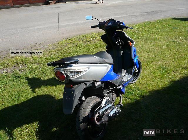 2007 Pegasus  R50 Motorcycle Scooter photo