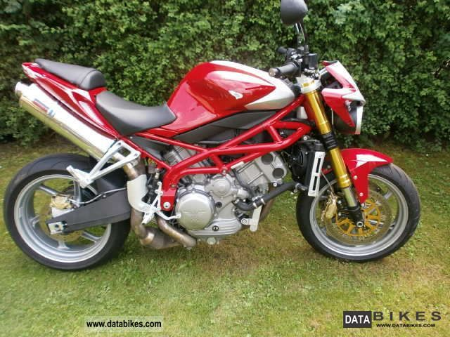 2006 Moto Morini  1200 Motorcycle Streetfighter photo
