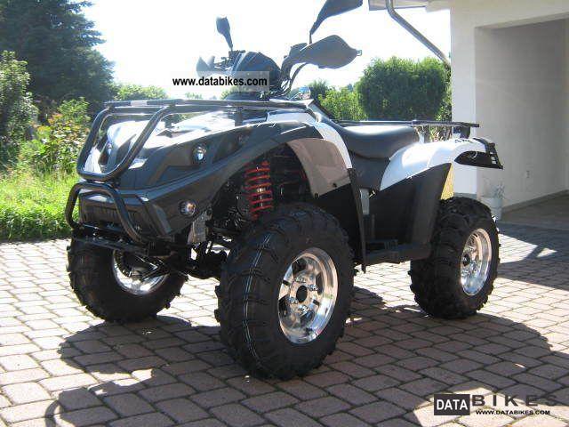 2012 Linhai  ATV420, Financing Available Motorcycle Quad photo