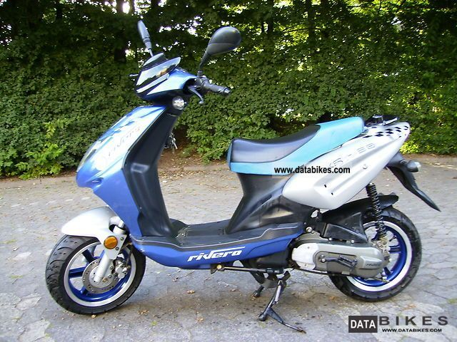 2008 Rivero  XR 50 Motorcycle Scooter photo