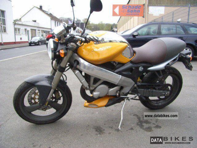 2000 Cagiva  Planet Motorcycle Lightweight Motorcycle/Motorbike photo