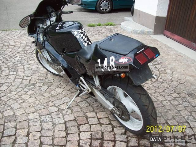 1992 Cagiva  Mito Motorcycle Lightweight Motorcycle/Motorbike photo