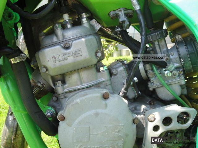 1991 Kawasaki KX 125