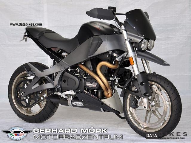 Buell  XB12X Dark GM Special 2012 Enduro/Touring Enduro photo