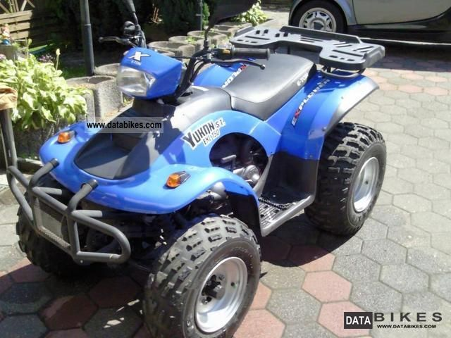 2010 E-Ton  Yukon Motorcycle Quad photo