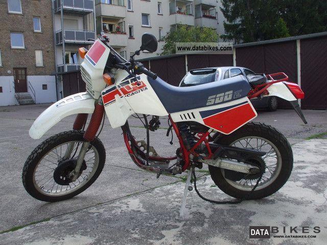 1988 Cagiva  4T-500-E Motorcycle Enduro/Touring Enduro photo