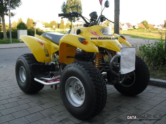 2007 Barossa  250 quaterback Motorcycle Quad photo