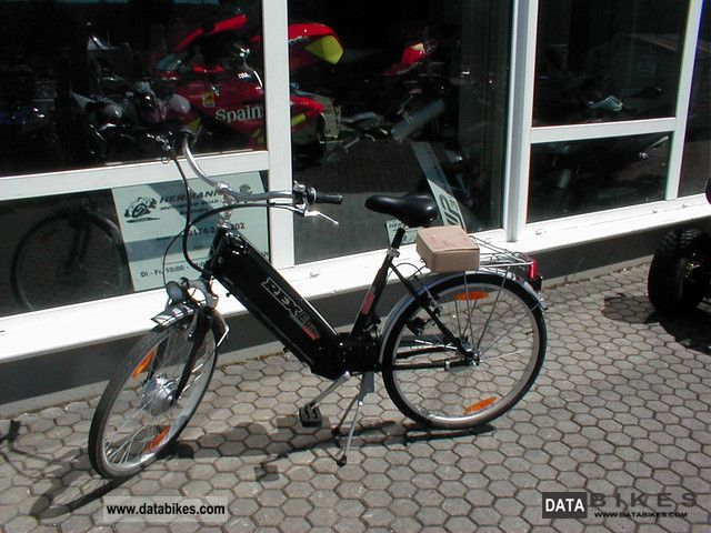 Other  Pedelec with 3-speed and resignation, 26 \ 2007 Electric Motorcycles photo