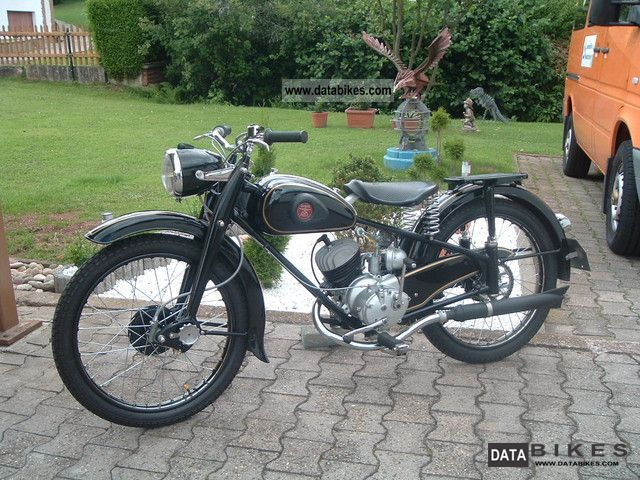 Other  Adler M 100 1955 Vintage, Classic and Old Bikes photo