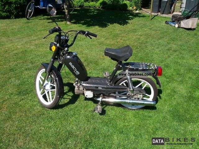 2003 Sachs  Optima 50 E1 Motorcycle Motor-assisted Bicycle/Small Moped photo