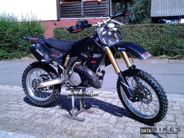2001 Gasgas  EC / MC 250 Motorcycle Rally/Cross photo