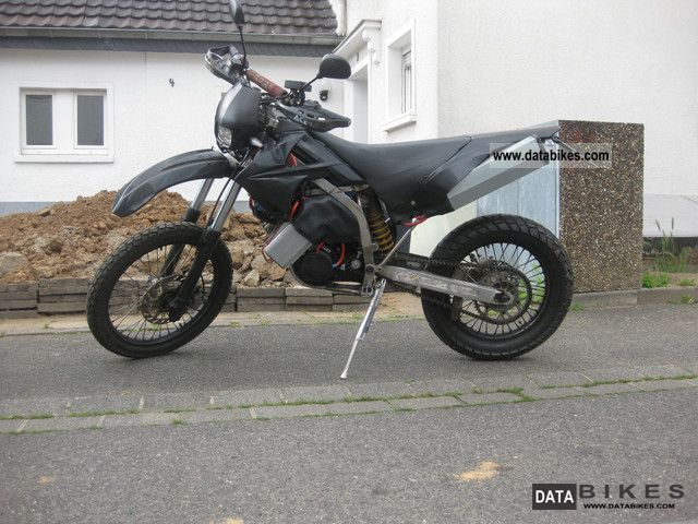 Gasgas  EC 250 ELECTRIC 1999 Electric Motorcycles photo