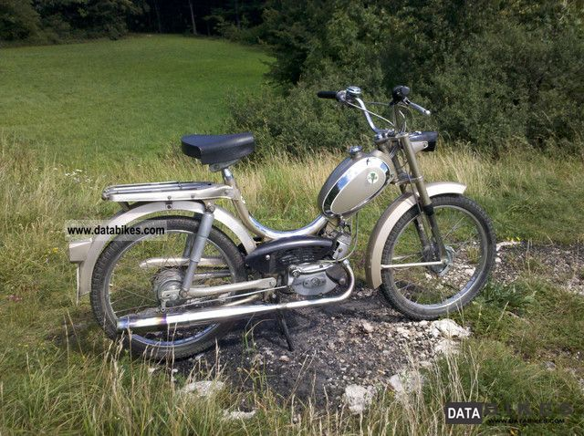 DKW  629 1973 Vintage, Classic and Old Bikes photo