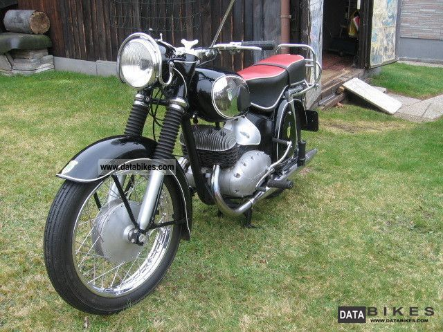DKW  350 S 1955 Vintage, Classic and Old Bikes photo