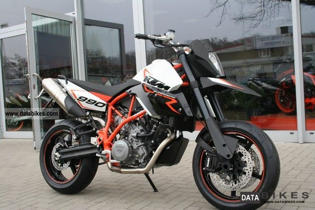 2012 KTM  990 SMR 2012 ABS Motorcycle Motorcycle photo