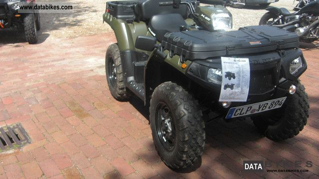 Polaris  Sportsman 550X2 LOF 2012 Quad photo
