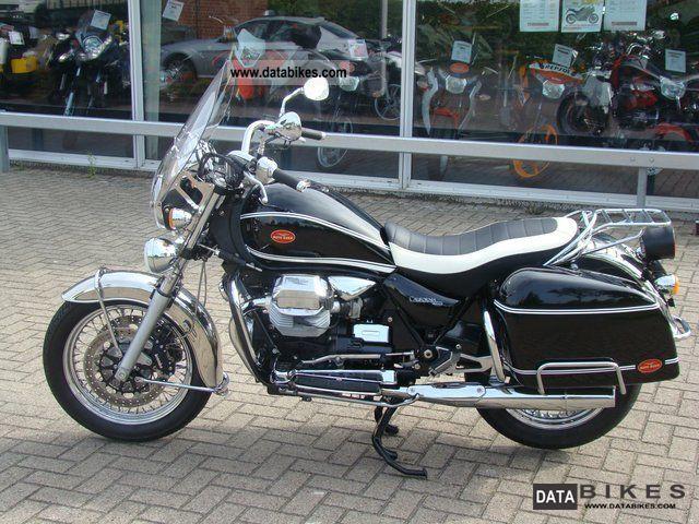 2006 Moto Guzzi  California Vintage Motorcycle Chopper/Cruiser photo