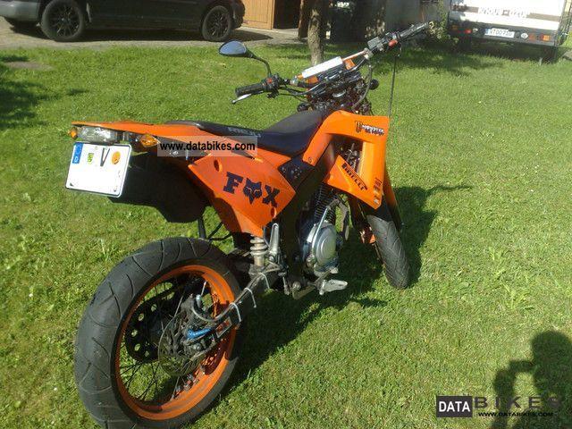 2007 Rieju  SMX 125 Motorcycle Super Moto photo