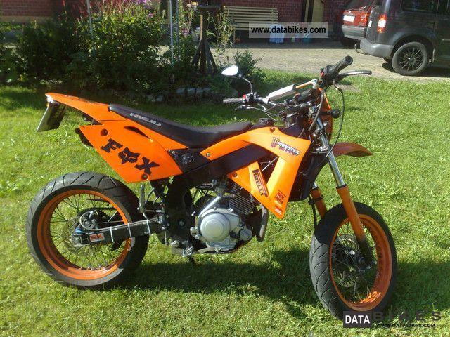 2007 Rieju SMX 125