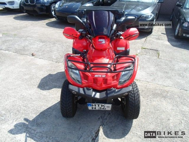 Arctic Cat  250 with shaft drive in top condition four lovers Tkm 2007 Quad photo