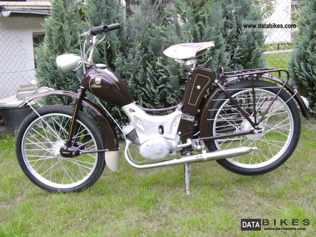Simson  SR1 1957 Vintage, Classic and Old Bikes photo