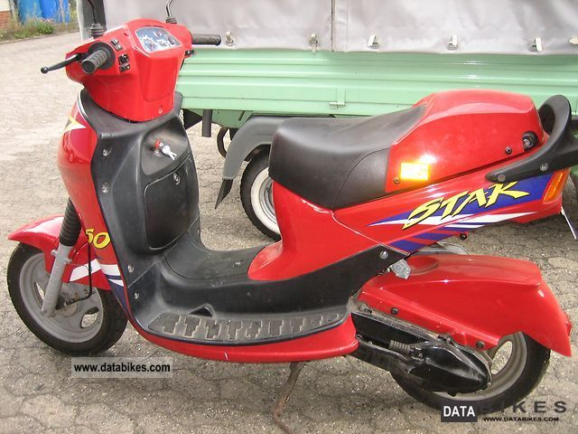 1999 Simson  'Star Motorcycle Scooter photo