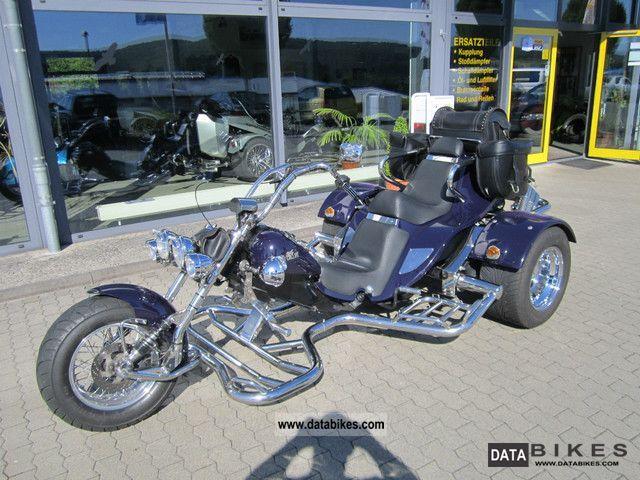 1999 Boom  Low Rider 4i Motorcycle Trike photo