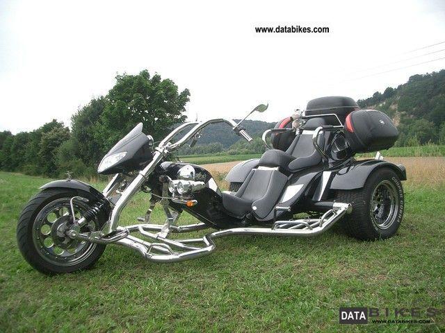 Boom  Low Rider LR6i 2007 Trike photo