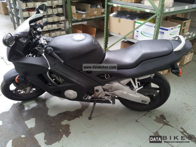 Honda  CBR 600 F 1998 Sport Touring Motorcycles photo