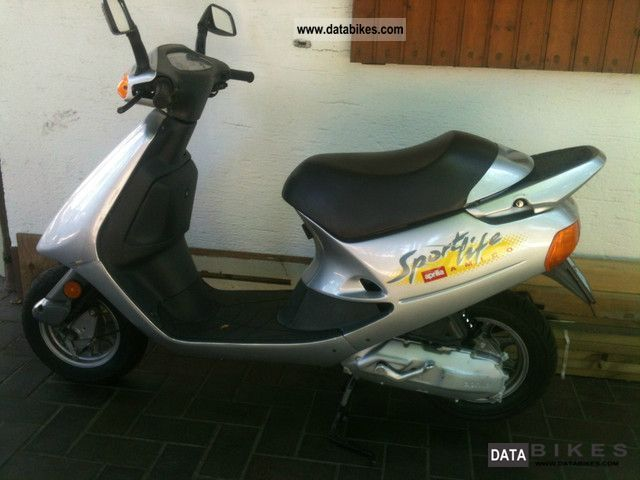 1996 Aprilia  Amico Sport 25 km / H with insurance Motorcycle Scooter photo