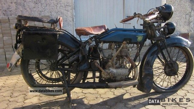 NSU  251 R 1928 Vintage, Classic and Old Bikes photo