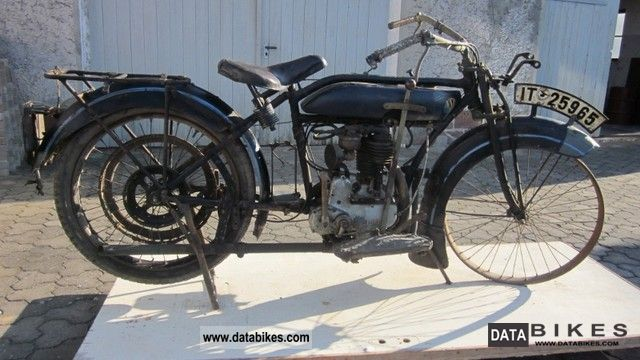 NSU  251 R 1925 Vintage, Classic and Old Bikes photo