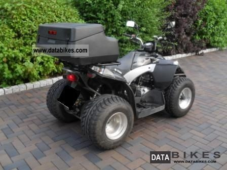 2008 E-Ton  VECTOR ST FLAT Motorcycle Quad photo