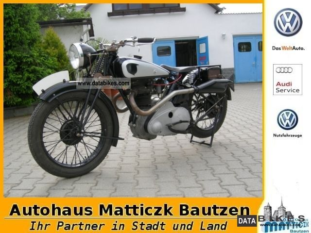 Other  NSU OSL 501 K EINZELSTÜC 1937 Vintage, Classic and Old Bikes photo