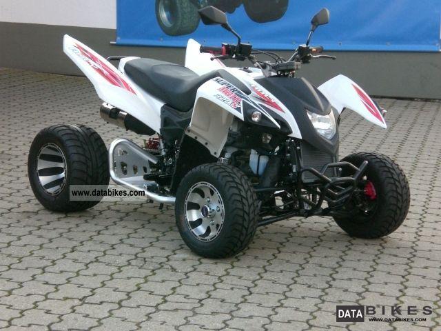 Herkules  Adly Supermoto 320 + WARRANTY! 2012 Quad photo